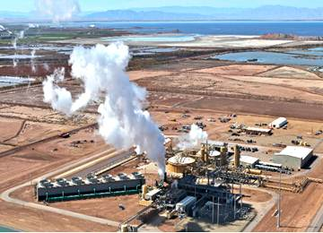 EnergySource's New Geothermal Plant Is Online Near the Salton Sea