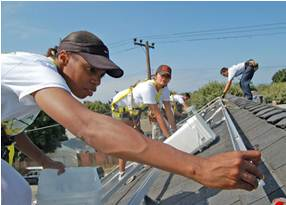 Solar Installers: Tangled Up in Red