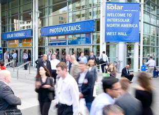 Solar's Future According to Intersolar: 100 GW per Year