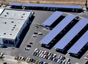 SolarCity Opts for an Outside Developer on Calif. Commercial-Scale Solar Projects