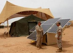 Plugging In to Military Solar