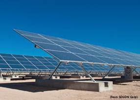 Emerging Solar Strategies, Part 2: SOLON