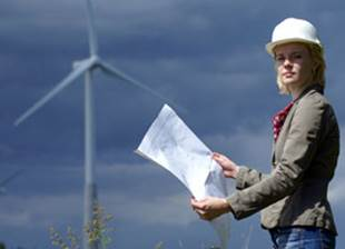 Women in the Wind Industry