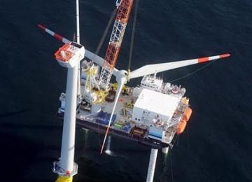 The Emerging Opportunity in Offshore Wind Vessels