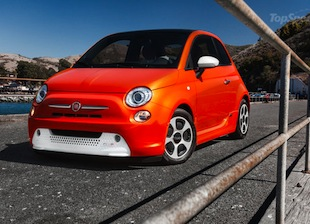 EV Review: Fiat Fills a Vacancy in Its Auto Lineup