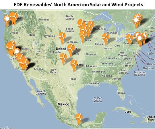 Why Is France S Edf Moving Wind Giant Enxco To Solar
