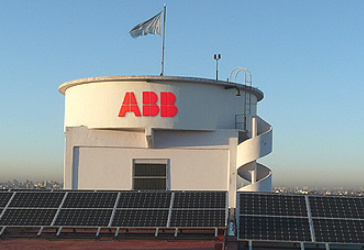 ABB's Solar Vision: Inverters, Hybrid Microgrids and Smart Buildings