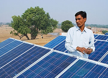The India Solar Market: How Big and How Soon?