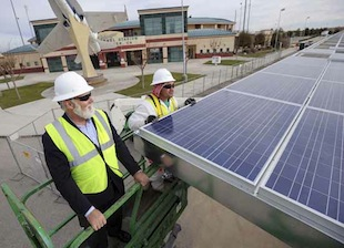 Lancaster, CA Becomes First US City to Require Solar