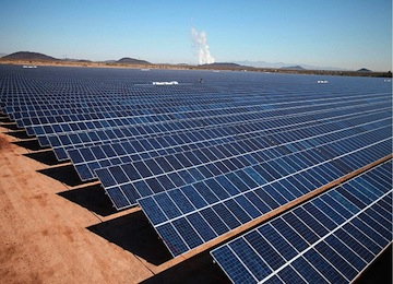 Arizona's Mesquite Solar On-Line, A DOE Loan Program Win