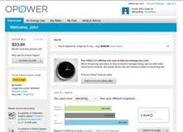 Opower Channels Home Efficiency Through Home Depot