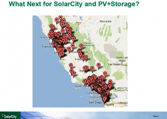 SolarCity PV Storage Reservations