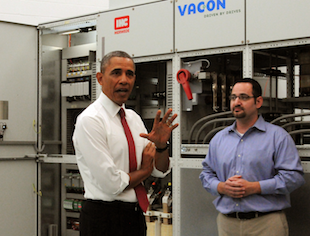 Obama Turns to Power Electronics for an Efficient US Manufacturing Boost