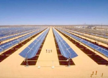 $1.45 Billion Loan Guarantee for Abengoa CSP Plant