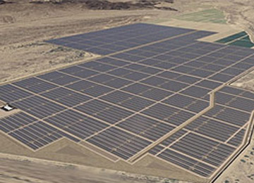 Top Ten PV Projects Under Construction in the US