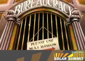Is Bureaucracy Killing Solar?