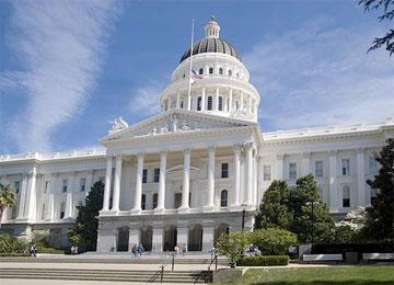 Battle on California's Greenhouse Gas Bill: AB32