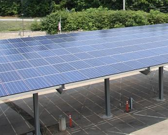 SolarCity and Zep Spice Up the Solar Carport Race