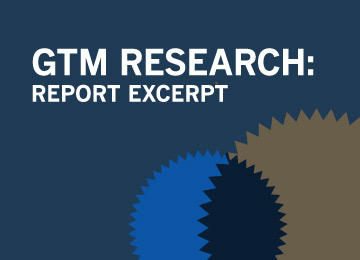 PV Materials Roundup: New GTM Research Report Highlights Recent Vendor Trends