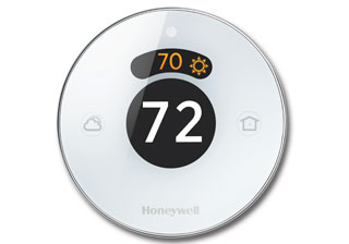 Honeywell's New Smart Thermostat Goes Back to Its Round Design Roots