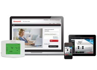 Honeywell Launches New Thermostat for Auto Demand Response