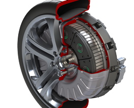 $84M in VC for Protean's In-Wheel Electric Drive
