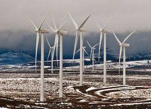 Wind Energy Records Fall in Washington, Texas, Colorado