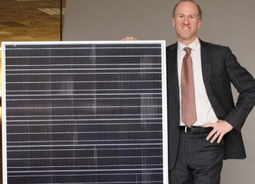 Solaria's CTO Speaks at PARC on New Twists in c-Si Solar