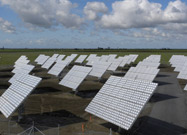 SolFocus and Bechtel Install 1 MW of CPV on a Pistachio Farm