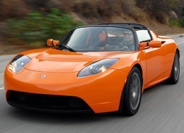 Test of the Tesla Roadster Sport 2.5