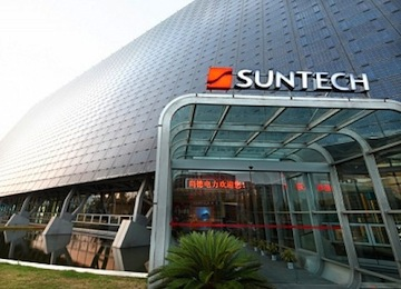 Chinese Solar Giant Suntech Gets a Bailout