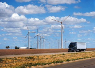 In Texas, Big Wind Benefits From New Transmission