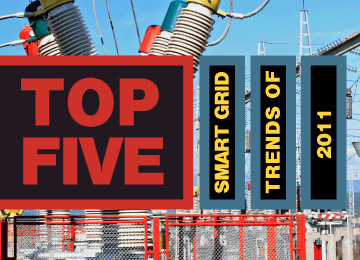 Top 5 Smart Grid Trends of 2011
