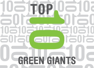 The Top Ten Green Giants for 2011