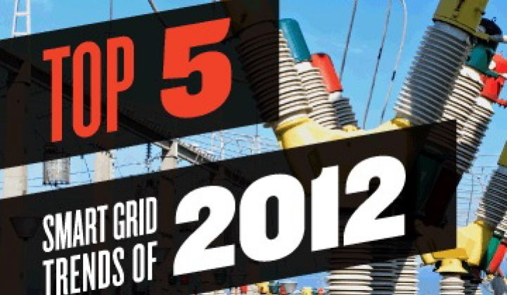 2012 Smart Grid Year in Review