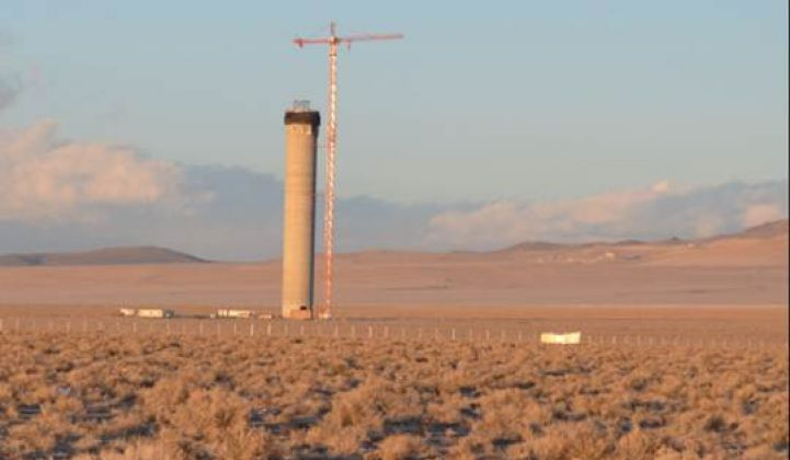 New Study: Concentrating Solar With Storage Can Benefit the Grid