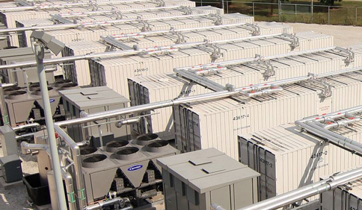 Senator Heinrich to Introduce Energy Storage Tax Credit Bill Next Week