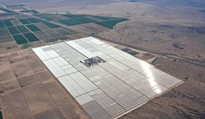 Why Concentrating Solar Power Needs Storage to Survive
