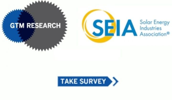 Installers and Integrators: Win a Kindle By Taking the GTM Research/SEIA Survey