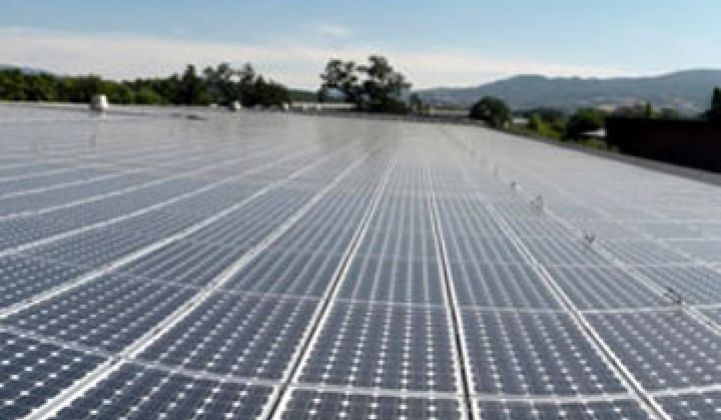 Flash: SunEdison to Acquire PV Developer Axio Power