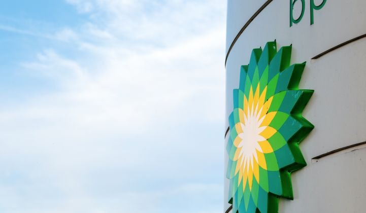 BP is back in the solar game.
