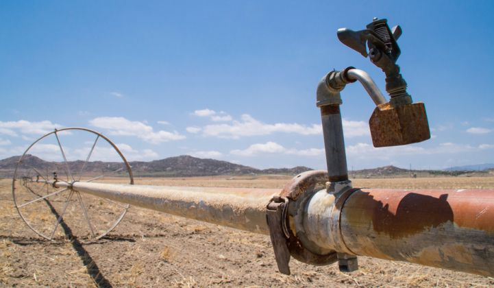 How Energy Data Can Help California Farms Save Water