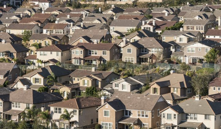 California looks to tackle carbon in housing and commercial buildings.