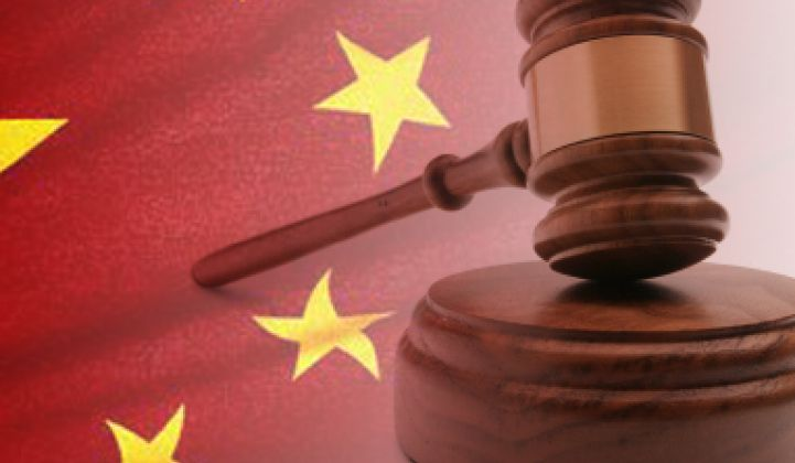 Clean Energy Espionage Case Heads to China's Supreme Court