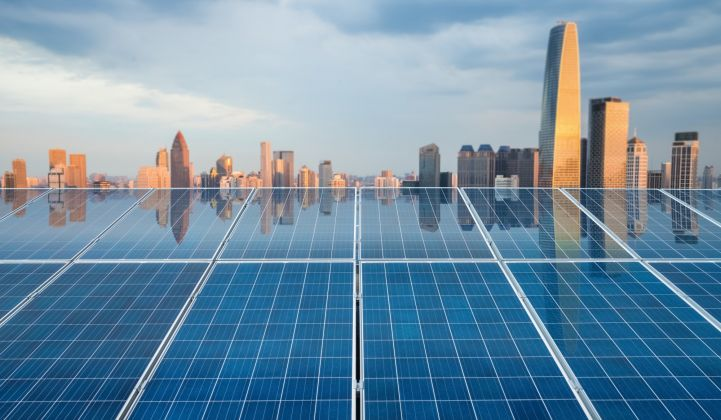 A new program aims to put lessons from the Business Renewables Center to work for cities.
