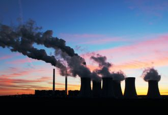 Coal faces economic challenges from close-by wind and solar resources.