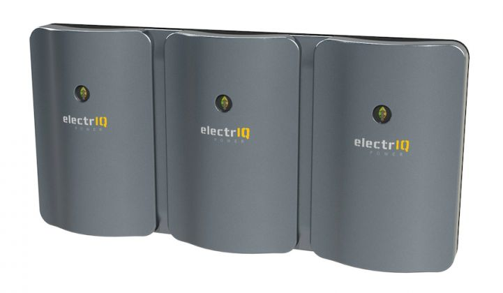 ElectrIQ Is the Latest Company to Offer a Battery Solution for US Homes