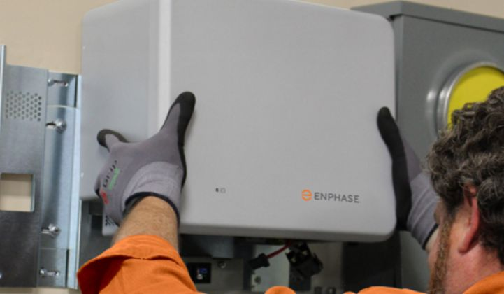 Silicon Valley's John Doerr and TJ Rodgers Invest $10M in Enphase's Microinverters and Storage