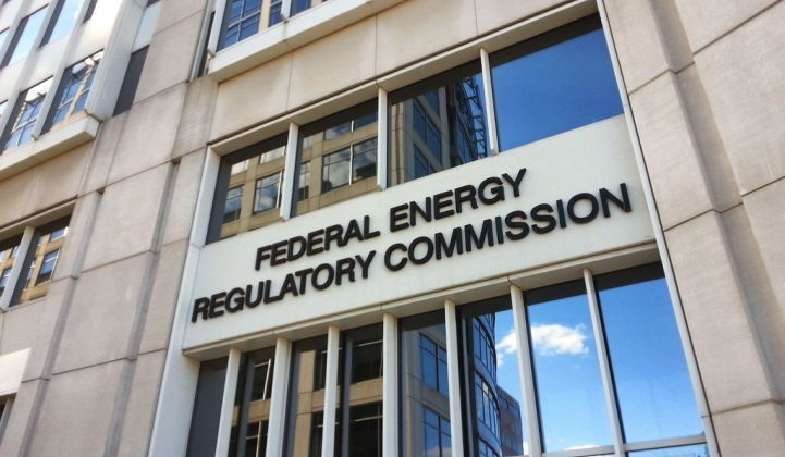 With a Quorum, FERC Now Grapples With Distributed Energy Trends Outpacing Market Rules