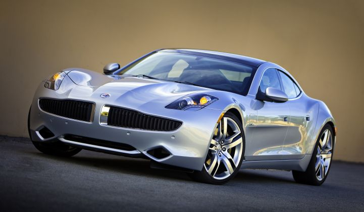 Fisker Charges Up With $150M for Luxury EV